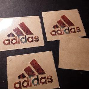 Adidas iron on patch